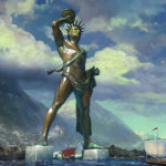 Колосс Родосский — одно из чудес света