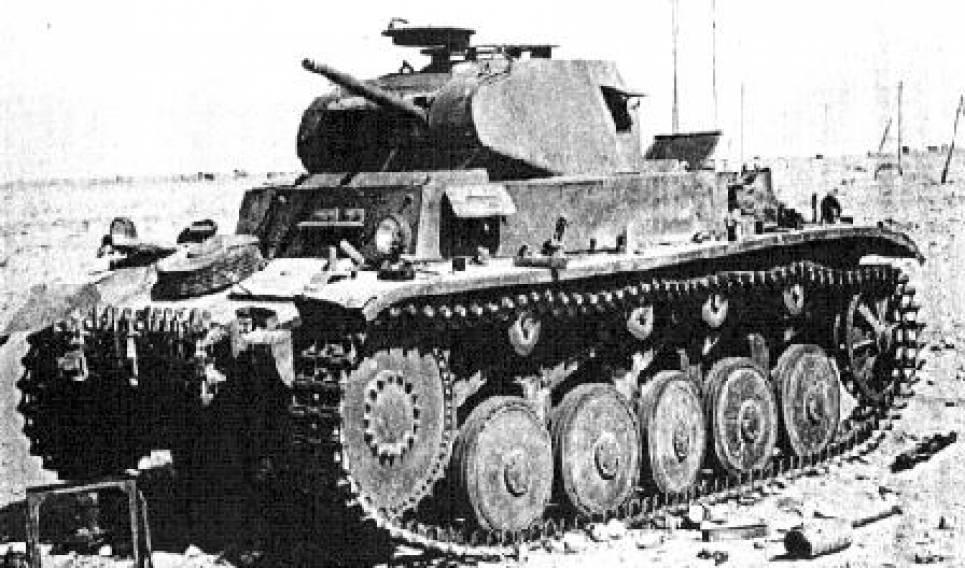 Танк pz т-1 вов