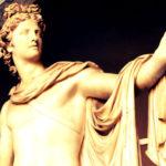 Аполлон - бог света, солнца, правды