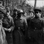 Советская Армия на дорогах Польши