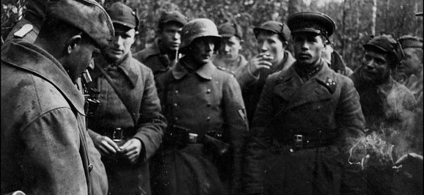 Советская армия освобождает Польшу