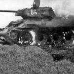 Огромные потери Советских танкистов в 1943 году