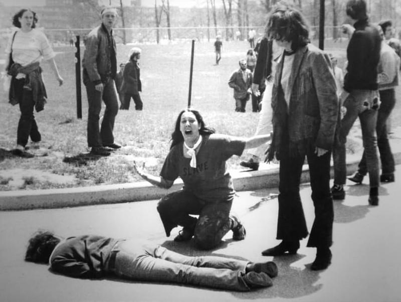Расстрел в Кентском университете
