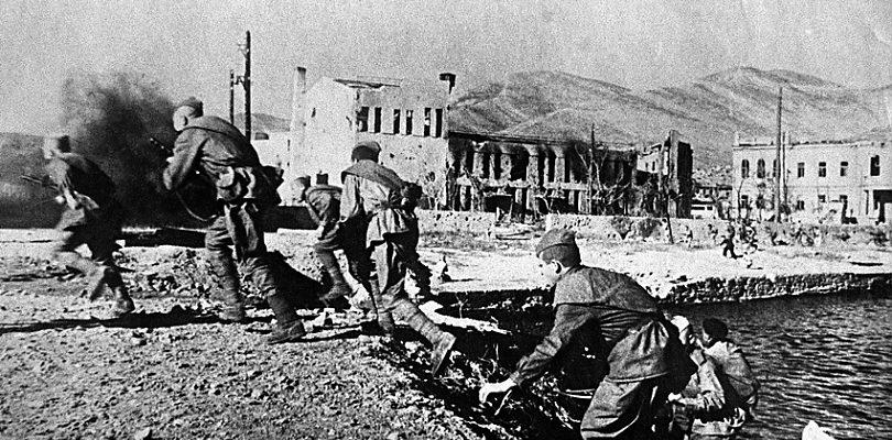 Оборона Великого Новгорода ВОВ