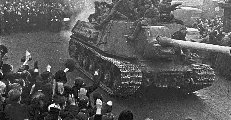 Освобождение Польши ВОВ