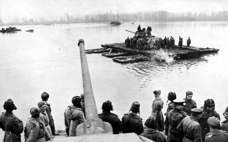 Переправа Советских войск через Днепр