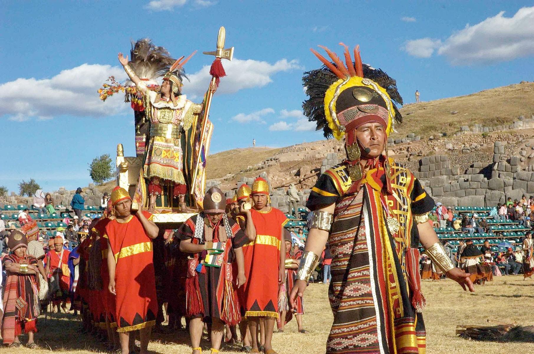 Культура инков