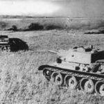 Немцы тоже знали хитрости танковых засад