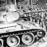 Как вызволяли из окружения танки Т-34