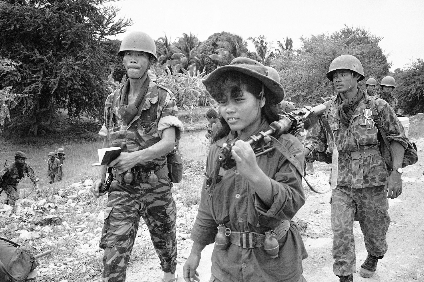 did the vietnam war change america role in the world American women in world war ii women's impact during wwii in the workforce and military (fall 2012) gender roles had changed in the modern world.
