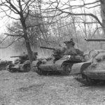 Как наши танкисты перехитрили фашистов