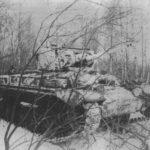 Танковые засады Советской армии