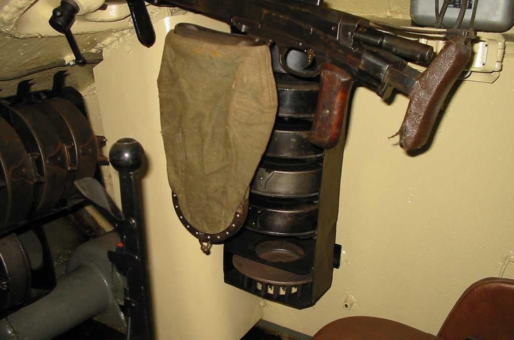 Аулемет стрелка-радиста