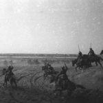 Атака советской кавалерии
