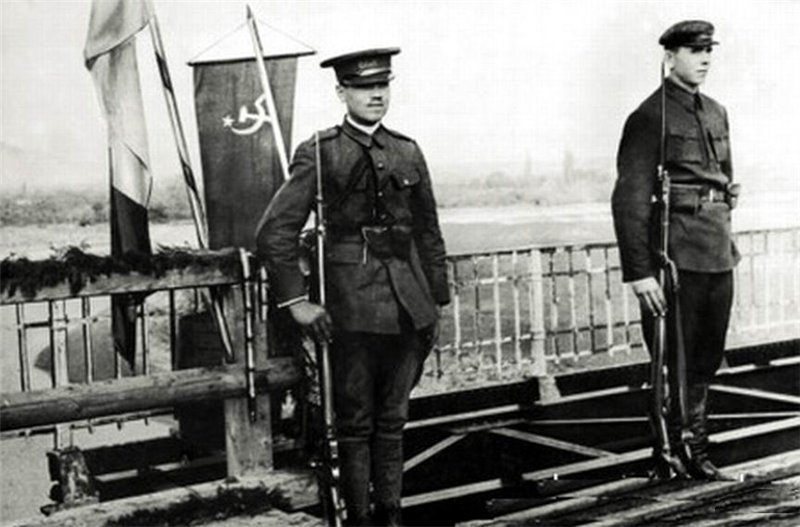 Начало войны на советско-румынской границе