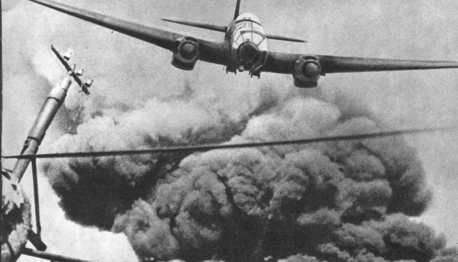 Немецкие бомбардировщики