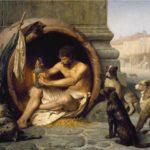 Диоген Синопский — философ, живущий в бочке