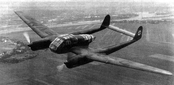 FW-4 Разведчик Рама