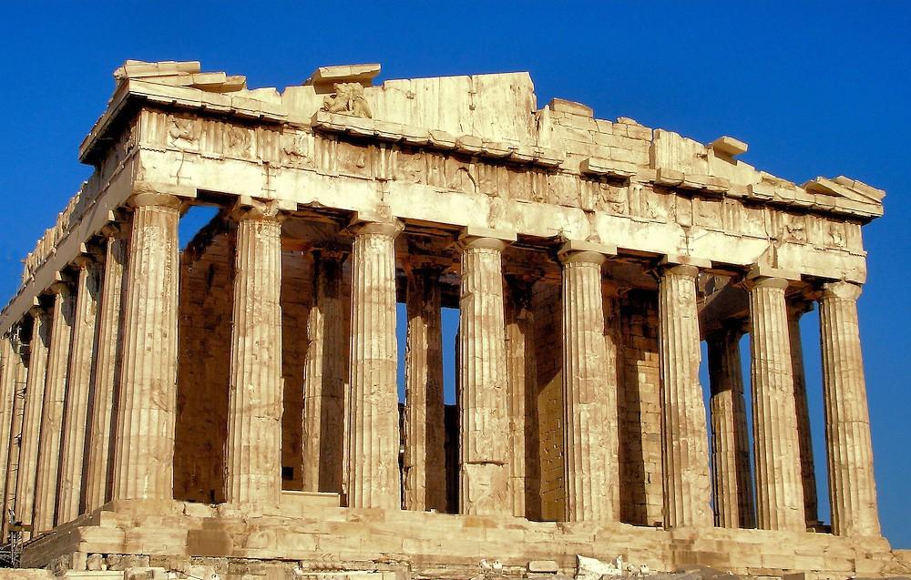 Храм Афины