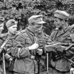 Немецкие диверсанты в начале войны