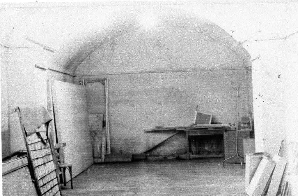 дом ипатьева внутри подвал