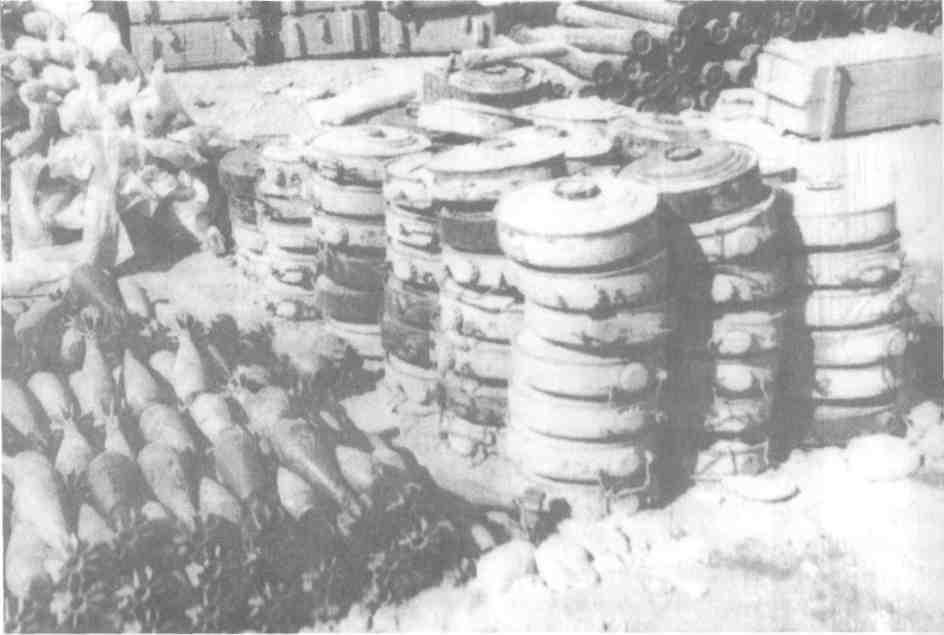 Немецкие мины ВОВ