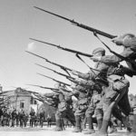 Участник двух мировых войн — Кузьма Егорушкин