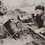 Герой связист во время Великой Отечественной Войны