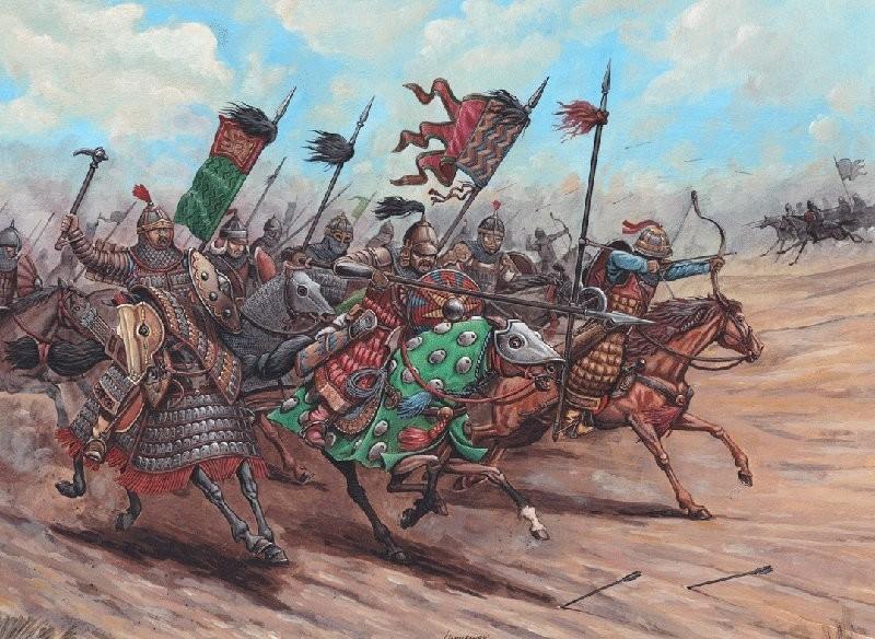 Воины крымского ханства
