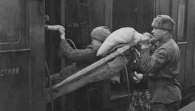 О чем бредит раненный солдат