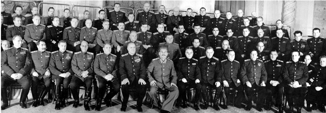 Генералы и Маршалы ВОВ