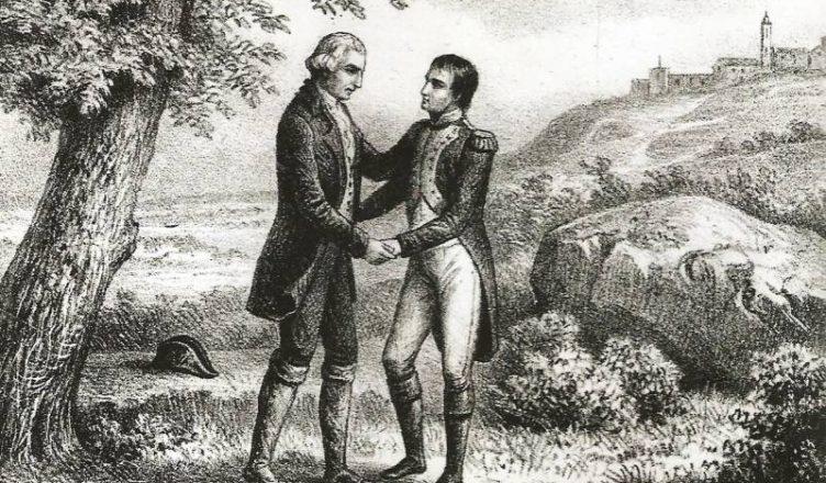 Паскаль Паоли и Наполеон