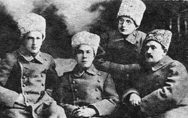 Участники казни семьи Романовых
