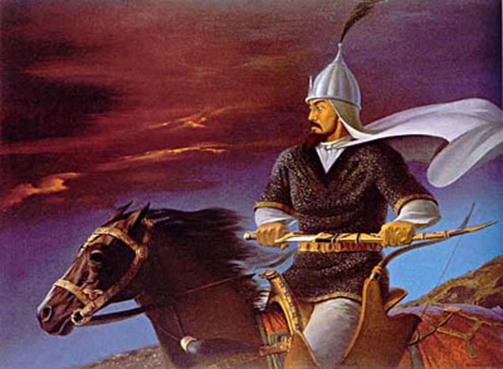 войска Абылай-хана