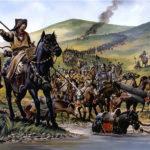 Монголы на марше