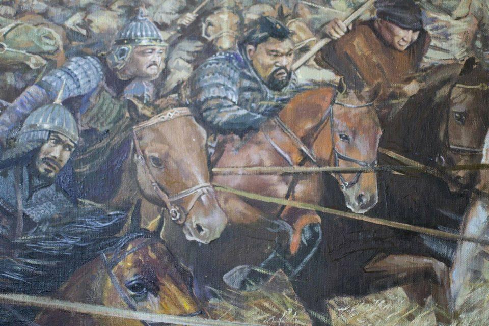 орбулакская битва казахи