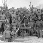 Как выводили русских солдат из Первой Мировой войны