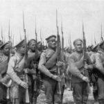 Русские солдаты на первой мировой войне