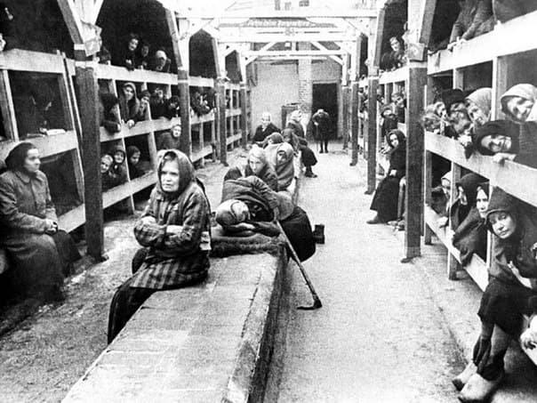 Освенцим лагерь