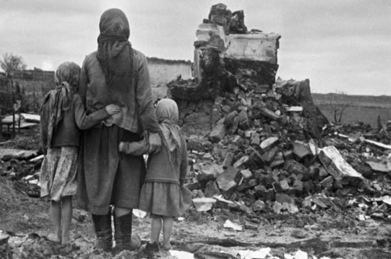 демографические потери в войну