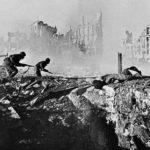 Четырехсоткилометровый маршбросок дивизии под Сталинград
