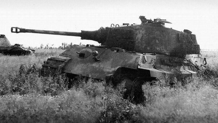Танк Тигр