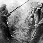 Первая газовая атака немцев во Второй Мировой войне