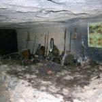 Оборона в каменоломнях Аджимушкая