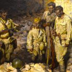 Воспоминания защитника каменоломен Аджимушкая