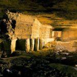 Малые каменоломни аджимушкай Крым