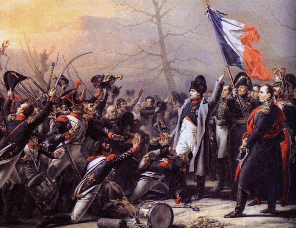 Наполеон против Англии