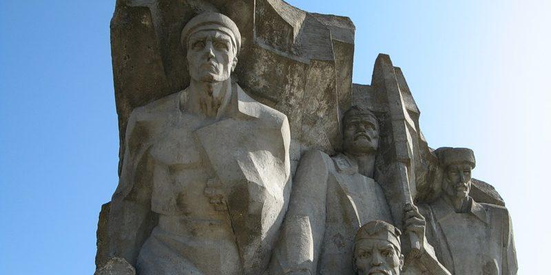 Памятник защитникам Аджимушкая