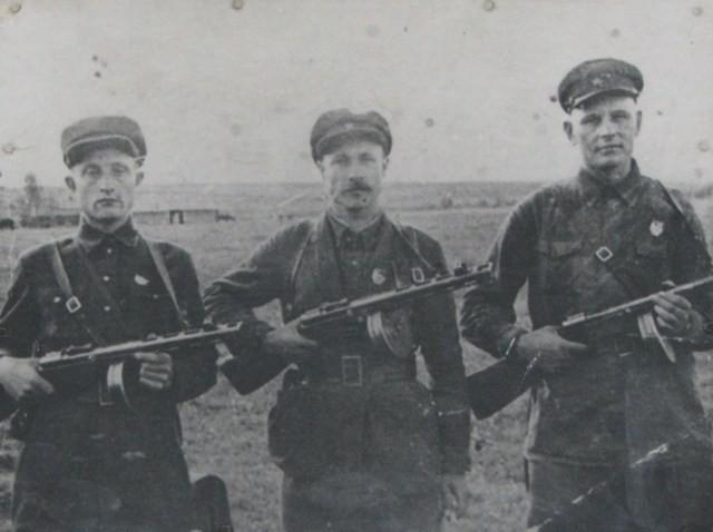 партизаны Миная