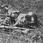 солдат ранен